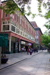 Denver  Colorado  ~ McClintock Building - Historic Commercial Building