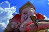 the god of wisdom... (Jinky Dabon) Tags: canoneos1200d ganesh ganesha ganesa religion hindu elephantheadedhindugod shiva parvati indiangod godofwisdom