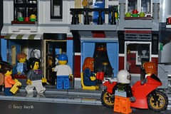 Town (291/365) (Tas1927) Tags: 365the2017edition 3652017 day291365 18oct17 lego minifigure minifig