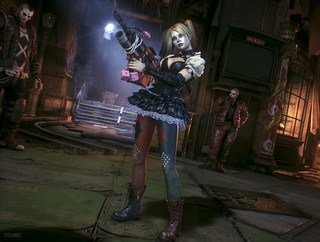 Batman: Arkham Knight / Oh Hi Batsy