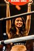 OPR_4210_171014 (Olivier PRIEUR) Tags: sportdecombat part1 boxeur boxe ahmedelmousaouifra boxer boxing boxingringgirl boxingirl ringcardgirl