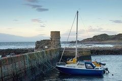 Dunure Harbour (Anne Young2014) Tags: dunure ayrshire harbour boat clyde scotspirit scotland