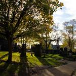 Greyfriars Church Yard - Autumn thumbnail