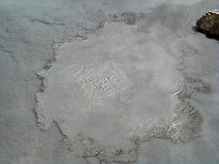 East Pyrite Pool (Bumpass Hell, Lassen Volcano National Park, California, USA) 2 (James St. John) Tags: hot spring springs bumpass hell thermal area lassen volcano volcanic national park california hydrothermal cascade range hydrothermally altered rock rocks east pyrite pool