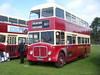 Preserved East Kent bus No. PFN 874. (johnzebedee) Tags: bus motorbus transport publictransport rally busrally preservation heritage detling kent johnzebedee aec aecregrentv