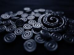 SPIRAL (Espykrelle) Tags: macromondays macro spiral spirale explore metal hmm 7dwf closeup theme