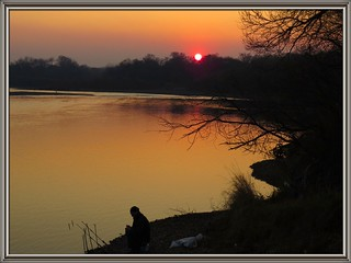 Sunset # Evening # Fishing # Relax