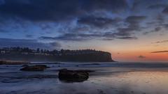 Bilgola Sunrise (RoosterMan64) Tags: australia bilgola bilgolapool longexposure nsw northernbeaches rockpool rockshelf seascape sunrise sydney