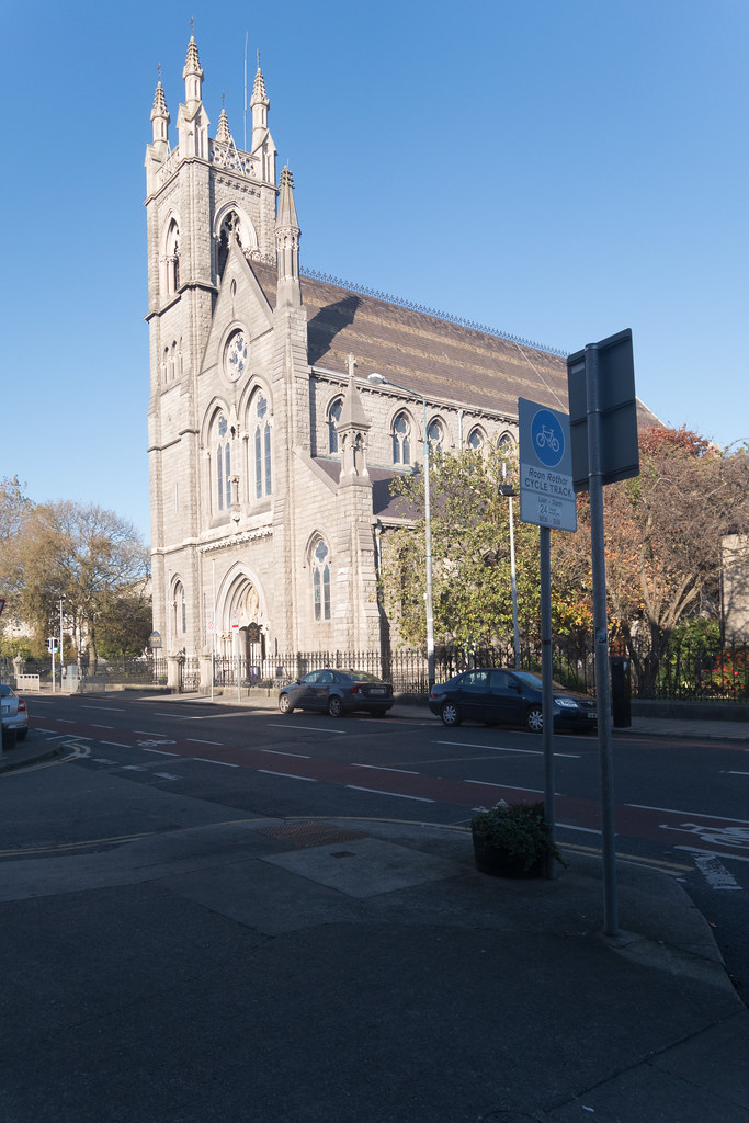 SAINT JOSEPHS CARMELITE CHURCH [BERKELEY ROAD DUBLIN]-133592