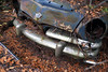 DSC_0659 v2 (collations) Tags: ontario mcleansautowreckers autowreckers wreckers automobiles autos abandoned rockwood derelict junkyards autograveyards carcemeteries