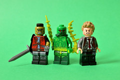 I've got the magic (th_squirrel) Tags: lego dc comics frankenstein agent shade swamp thing john constantine justiceleaguedark magic minifig minifigs minifigures minifigure