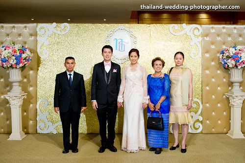 Thailand Bangkok Royal Orchid Sheraton Hotel & Towers Wedding Photography | NET-Photography Thailand Wedding Photographer
