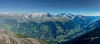 Luftaufnahme Panorama Sommer (aletscharena) Tags: aletscharena aletschgletscher aussichten helikopter lanschaft luftaufnahmen natur panorama schweiz unescowelterbe wallis