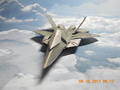 F-22 Front
