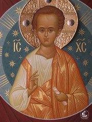 """Икона Божией Матери """"Знамение"""". Феодоровский собор, Санкт- Петербург."""