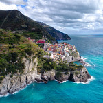Beautiful Cinque Terre From Above thumbnail
