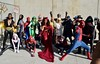 DSC_0655 (Randsom) Tags: newyorkcomiccon 2017 october7 nycc comic convention costume nyc javitscenter marvel superhero marveluniverse spiderman hero mask avengers xmen mutant cosplay team group namor submariner wanda emmafrost cyclops ghostrider milesmorales spidergwen polaris lornadane scarletwitch groot lukecage ronan