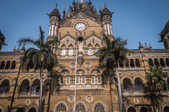 Mumbai - Bombay -Chhatrapati Shivaji Terminus-9
