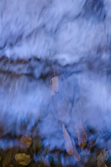 Blue storm (Pierre Jaquez - JPJ Photography) Tags: childspark delawarewatergap fall outdoor pennsylvania unitedstates abstract flickr nature print reflection