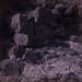 Monknash lime kilns and slee sunk into tufa cliff 1989