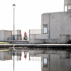 Radio Kootwijk (Bram Meijer) Tags: kootwijkerzand radiokootwijk vierkant square netherlands nederland veluwe kootwijk reflectie spiegeling reflection bof