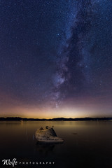 Bonsai Milky Way (Aaron_Smith_Wolfe_Photography) Tags: milkyway bonsai bonsairock nikon d810 barndoortracker skytracker stars laketahoe sierranevada mountains