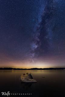 Bonsai Milky Way