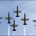 Breitling Jet Team L-39 Albatros