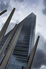 Cuatro Torres Business AreaIMG_5422_PS_2 (Inclitus) Tags: madrid normanfoster cuatrotorresbusinessarea rascacielos arquitectura