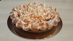 tarte citron meringuée (Claire Coopmans) Tags: citron lemon meringuees meringues patisserie biscuits biscuit sablé tarte pie belgium belgique creme