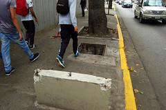 OBST_HUEyPED_BELLOCAMPO_AVJUANPABLOII54 (Nelson González Leal) Tags: obstáculo hueco pedestal bellocampo avenidajuanpabloii municipiochacao