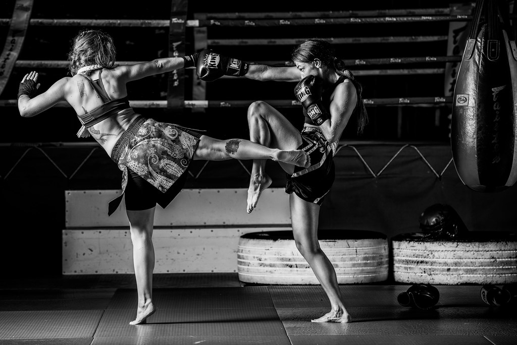 essay on kickboxing View notes - compare essay from art his 331 at ucla kickboxing is what is known as a striking art, and jujitsu is a grappling art kickboxing consists of a series of.