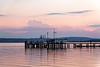 Ciel rose sur le lac (Lucille-bs) Tags: europe allemagne badewurtemberg hagnau bodensee lacdeconstance jetée sunset coucherdesoleil nuage rose
