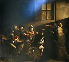 Caravaggio, Calling of St. Matthew