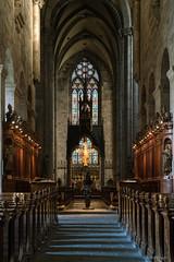 Stift Heiligenkreuz (Anita Pravits) Tags: 1187 abteikirche cistercians gothicstyle gotik heiligenkreuz kirche kloster loweraustria niederösterreich romanesque romanik stiftheiligenkreuz wienerwald zisterzienser abbey church