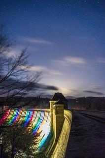 Rainbow at Edersee