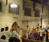 All Souls 2017 (Saint John's Church, Passaic, New Jersey) Tags: saintjohnschurchpassaicnewjerseyusa episcopal episcopales anglican anglicanos anglocatholic anglocatolicos requiemmass misaderequiem sungmass misacantada altar chasuble casulla incense incienso