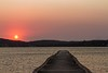 Sunrise Pier (Sterling67) Tags: marmong point sunrise dawn predawn 2470 7d water lakemacquarie sky outdoor