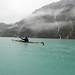 Kayaking in the West Arm, Glacier Bay National Park