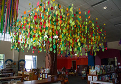 Fall Colors in Youth Services (Lester Public Library) Tags: lesterpubliclibrary lpl 365libs librariesandlibrarians library libraries lesterpubliclibrarytworiverswisconsin libslibs librarydisplay librarydecorations publiclibrary publiclibraries books book wisconsinlibraries readdiscoverconnectenrich