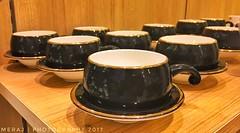Cups ☕️ iPhone 6s 📱 (Meraj.) Tags: beyondbokeh cup beautiful indoor shopping objects black asia karnataka india photography crockery iphone6s apple coffee tea iphone iphonephotography cups