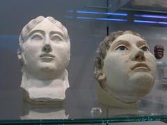 Fitzwilliam Museum, Cambridge (carolyngifford) Tags: fitzwilliammuseum cambridge ancientegypt funerary masks