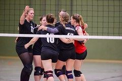 SCNVolleyEimsb. (44 von 259) (Michael Scharf - MTS Sportfotos) Tags: volleyball damen halle sport ball frauen jugend neubrandenburg eimsbüttel hamburg
