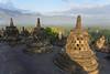 Borobudur, Indonesia - The Borobudur Temple (GlobeTrotter 2000) Tags: asia borobudur buddhist indonesia java temple unesco yogyakarta buddha buddhism heritage tourism travel visit world