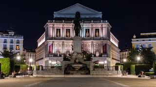 Madrid       Plaza de Oriente