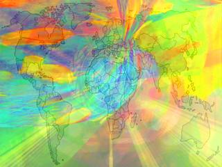 Sending Positive Vibes Globally