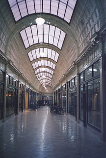 Cleveland Ohio ~ Colonial Arcades as it looked in the 1990's
