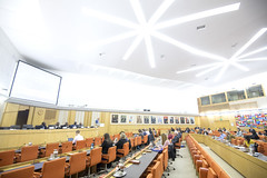 12143j0089 (FAO News) Tags: rome italy fao headquarters conference directorgeneral sideevent redroom