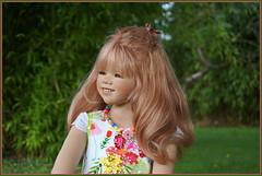 Margie ... (Kindergartenkinder) Tags: grugapark essen gruga kindergartenkinder annette himstedt dolls margie