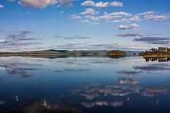 IMG_3276-1 (Andre56154) Tags: schweden sweden sverige natur wasser water ufer see lake himmel sky wolke cloud landschaft landscape spiegelung reflection reflexion